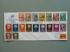 Dutch new guinee- batch of stamps, postal items and covers