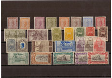 San Marino from 1889 to 1943 – Lot of ordinary post