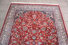 Beautiful & wonderful Kechan  hand knotted 168x258 cm with certificate of authenticity
