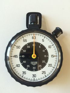 Heuer - stopwatch  - 1973 - 62mm