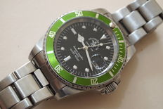 Hollywood Polo Country Club 'Ocean Master'  – Gents' stainless steel, WR 30 m quartz wristwatch c.2010