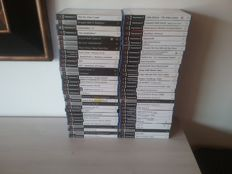 62 PS2 Games Complete With Manuals (Good as New)