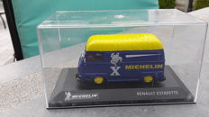 Hachette - Scale 1/43 - Lot with 10 models: 10 x Michelin with publicity
