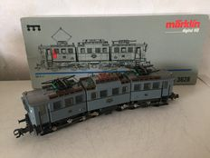 Märklin H0 - 3628 – E-Locomotive, BR E-91 of the DRG