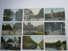 The Netherlands - province of South Holland The Hague- 65 cards - period 1900-1960