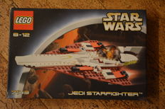 Star Wars - 7143 - Jedi Starfighter