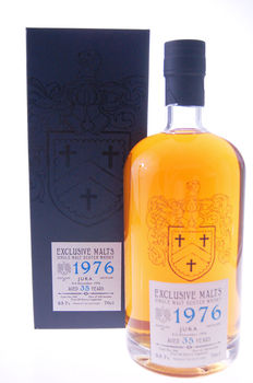 Isle of Jura 35 years old 1976 Exclusive Malts