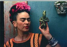 Joe Muray Archives - Frida Kahlo - 1939