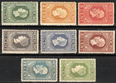 The Netherlands 1913 – Independence – NVPH 90 up to 97