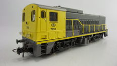 Roco H0 - 4155 - Diesel electric locomotive Series 2200/2300 of the NS/NMBS