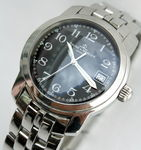 Check out our Baume & Mercier Capeland. Men's watch with black dial