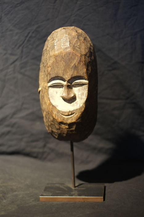 Seldom Ekuk bush spirit mask- Kwele people - GABON