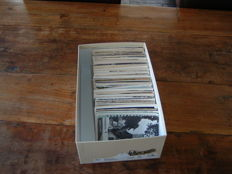 The Netherlands box full of topographical postcards, from the 1900 up to the 60s. 500 x