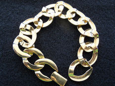 Napier wide bracelet New York 1945-1950