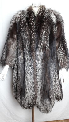 Fur coat - Silver Fox