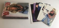 Tommi Gunn - Many different rare nude/photo variants - 15x sc - 1st edition + Collectors cover card set - (1996 / 1997)