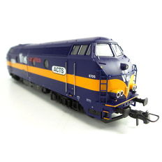 Roco H0 - 62770 - Diesel locomotive, Series 6700 of the firm Vos Logistics/ACTS