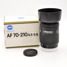 Minolta AF 70-210mm F4.5-5.6 (1406) - also suitable for Sony
