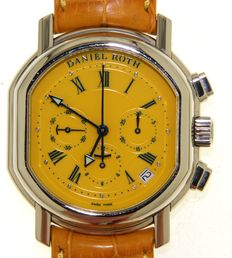 Daniel Roth Master Chronograph - Wristwatch - (our internal #7493)