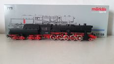 Märklin H0 -37159 - Steam locomotive TE 3915 of the SZD, Russian Railways