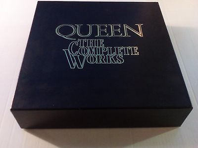 Queen - The Complete Works - Limited Edition Vinyl Box Set