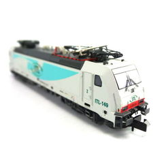 """Arnold N - 2106 - Electric locomotive series E 186 """"Traxx"""" of ITL"""