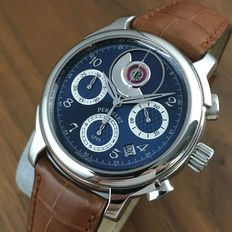 Perrelet Chronograph Grand Maitre  Double Rotor  Automatic Men´s Watch- 2017