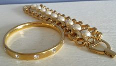 Napier and Monet bracelet