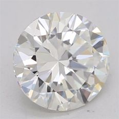 0.70 ct brilliant shape G-SI1
