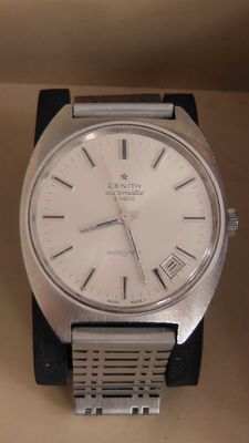 Zenith Swiss made automatic 28800 for men - From the 70s/80s.