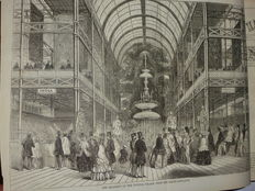 Anon - the illustrated exhibitor  - 1851