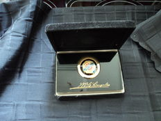 1 original Chrysler paperweight for the desk in high quality folding box