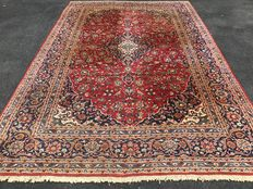 Persian Keshan! Very valuable! Investment! Oriental carpet - hand-knotted