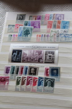 Belgium – Collection with OBP BL30