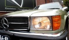 Mercedes-Benz - 350SLC C107 - 1972