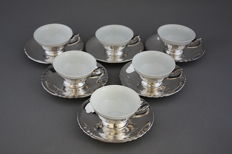 Thomas WMF - 6 cups & saucers