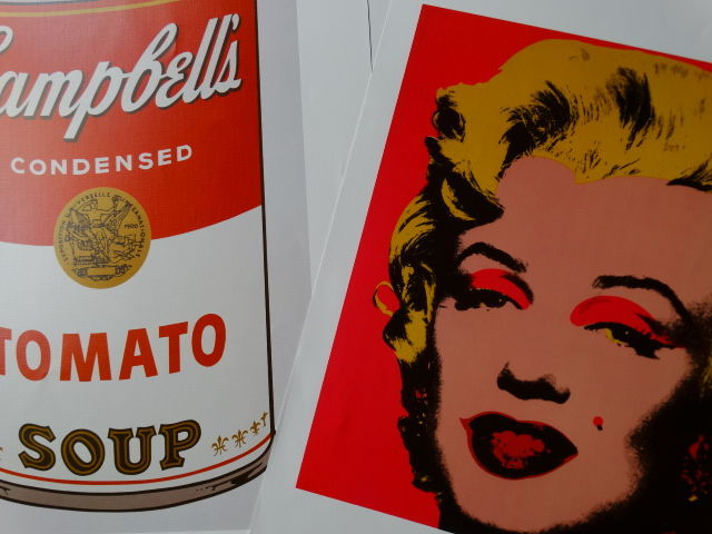 Andy Warhol  - 40 Lithographs
