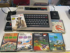 Phillips Video pac computer G-7000  incl 7 original games.
