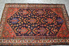 Antique Persian rug – Malayer – Hand-knotted – Dimensions: 200 × 125 cm