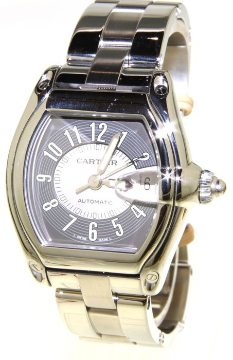 Cartier Roadster - men's wristwatch - #6997