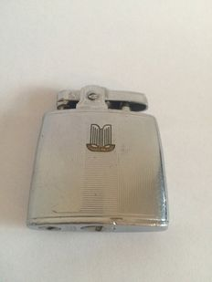 Ronson Standard lighter with Triumph logo