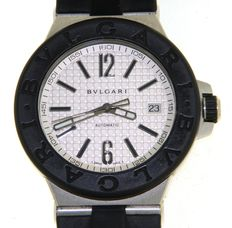 Bulgari Diagono DG40 - (our internal #7646)