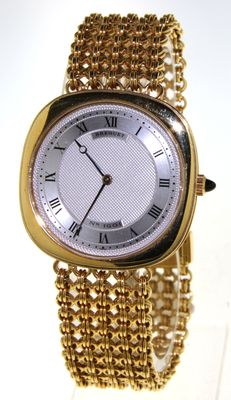 Golden Breguet Wristwatch n°1601 - (our internal #5054)
