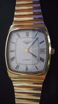 Longines automatic wrist watch from the 1970s/80s