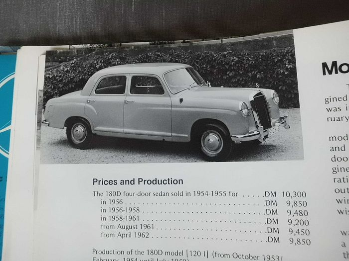 50 years mercedes benz models production 1946 1995 for 1946 mercedes benz