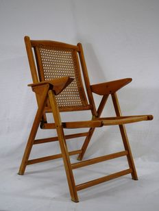 Unknown Designer – Folding chair patent 23112
