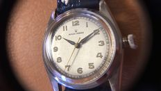 Rolex Oyster - Military - Ref. 4365 - 1945 - Serviced