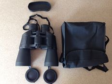 Zoom binoculars - Night and day vision - 7x50