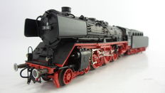 Roco H0 - 43238 - Museum Steam locomotive with tender BR 01 of the DB, in special wooden box