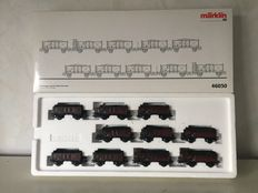 Märklin H0 - 46030 – 10-piece coal carriage set